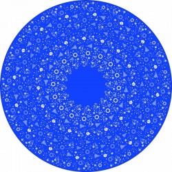 Alberelli blu