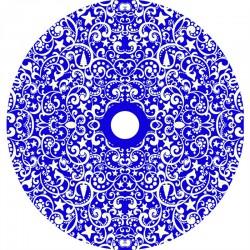 Artistico-Natale Blu