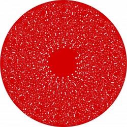 Stelle Comete Rosso